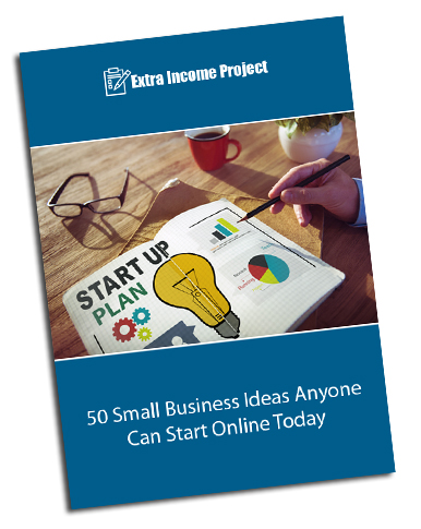 50 Small Business Ideas Online