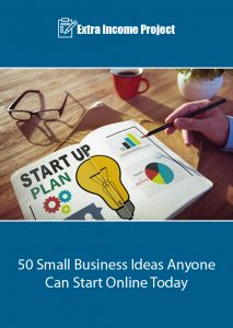 50 Small Business Ideas