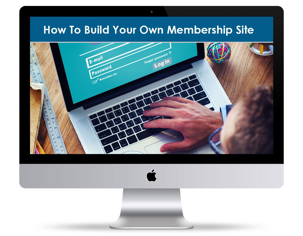 How To Build A Membership Site