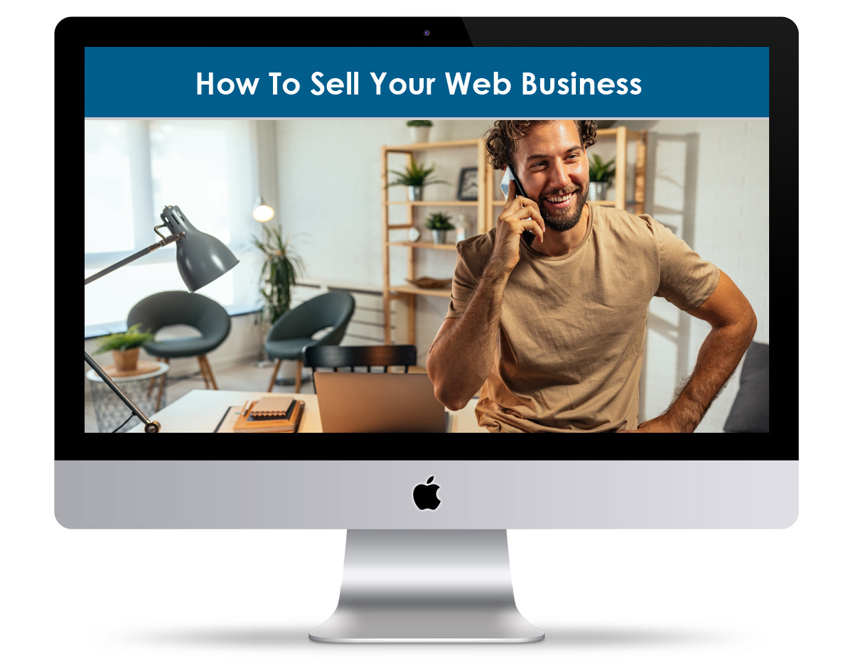 How To Sell Your Web Business