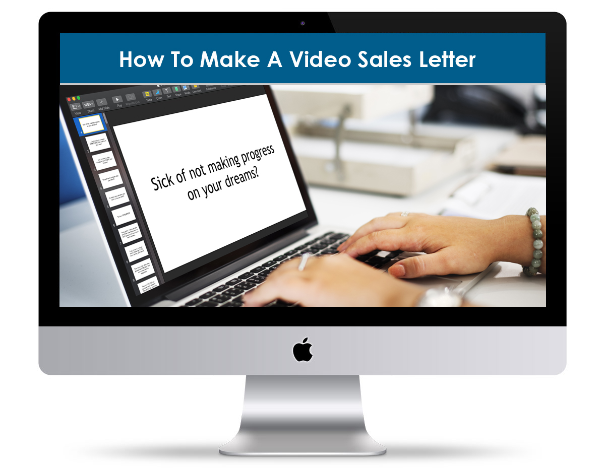 How To Make A Video Sales Letter